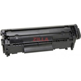 HP 12A Black, Q2612A Toner Cartridge - Premium Compatible